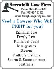 Serratelli Law - Serving Northern New Jersey