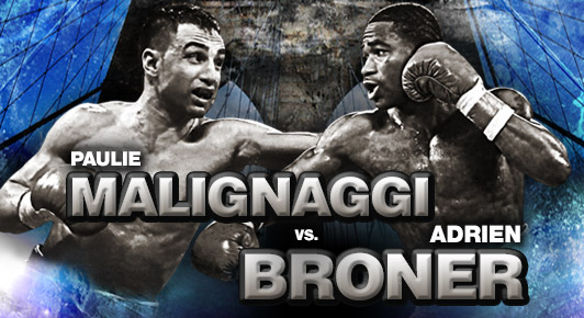 Broner vs. Malignaggi