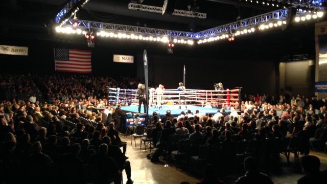 ARMY vs. NAVY  NCBA Boxing Classic