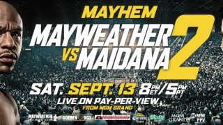 Mayhem: Mayweather-Maidana 2