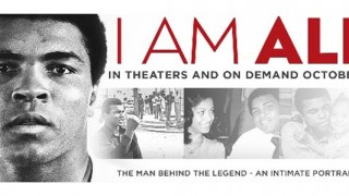 I AM ALI Film Logo