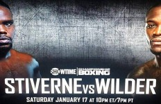 Stiverne - Wilder on Showtime
