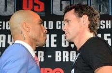 Cotto Geale Press Conference