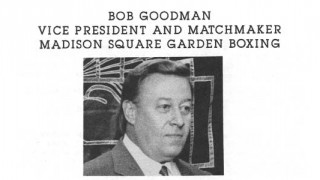Bob Goodman Matchmaker Madison Square Garden