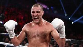 Sergey Kovalev Victorious