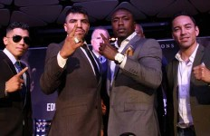 Ortiz vs Berto II Press Conference