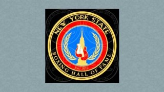 New York State Boxing Hall of Fame logo