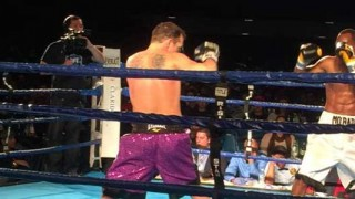 Rainone - Chalmers in ring