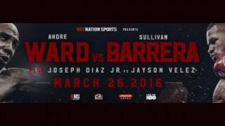 Ward Barrera banner