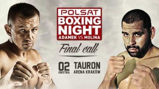 Adamek-Molina Final Call Banner