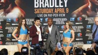 Pacquiao Bradley promo