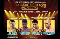 Rockin Fights at the Paramount 23