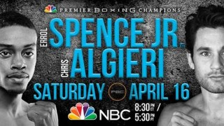 Errol Spence Jr vs. Chris Algieri