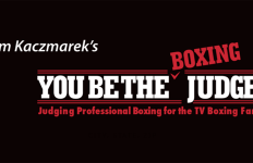 You Be The Boxing Judge by Tom Kaczmarek