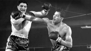 Rocky Marciano vs Coley Wallace