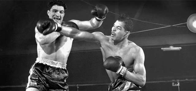 Rocky Marciano vs Coley Wallace