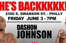 Dashon Johnson vs Decarlo Perez at 2300 Arena