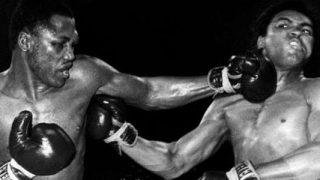 Frazier vs. Ali