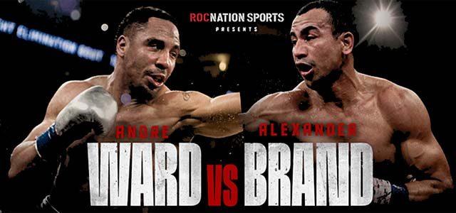 Andre Ward vs Alexander Brand