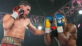 Bbenavidez vs Douglin in action
