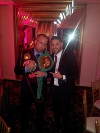 The Fight Lawyer, Dan Serratelli with Michael Perez