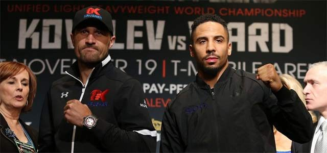 Kovalev Ward - Final Presser