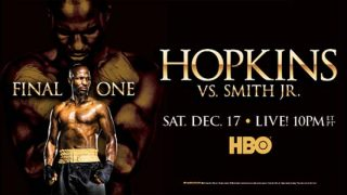 Hopkins vs Smith Jr