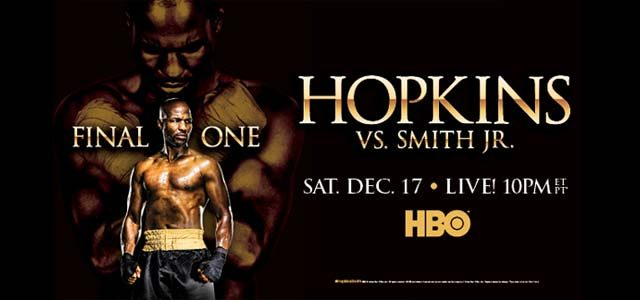 Hopkins vs Smith Jr