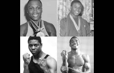 Philly Olympians cuortesy of PhillyBoxingHistory.com