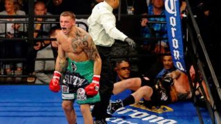 Joe Smith defeats Bernard Hopkins