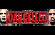Cotto vs Kirkland Cancelled