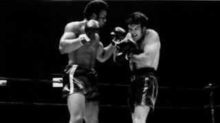 Irish Jack O'Halloran vs George Foreman