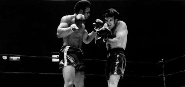 Irish Jack O'Halloran vs George Foreman