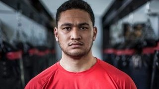 New Zealand HEavyweight prospect Junior Fa
