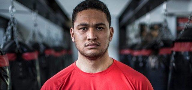New Zealand HEavyweight prospect Junior Fa