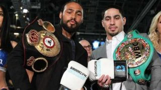 Keith Thurman and Danny Garcia press conference