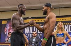 Wilder vs Washington Final Press Conference