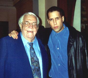 Lou Duva and Danny Serratelli
