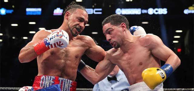 Keith Thurman boxing Danny Garcia