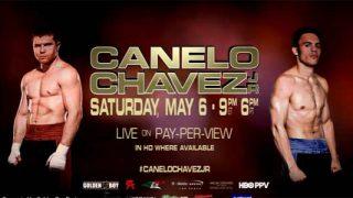 Alvarez - Chavez Jr promo