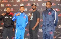 Barrera-Parker Press Conference