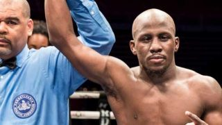 Tevin Farmer victorious