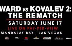 Ward-Kovalev 2: The Rematch Banner