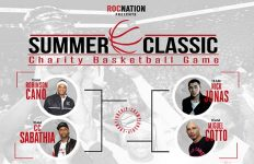 Roc Nation Summer Classic Charity Basketball 2017