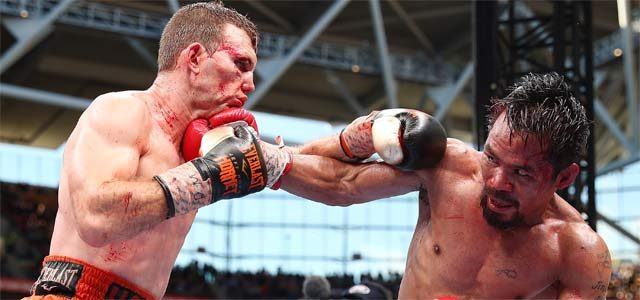 Manny Pacquiao vs Jeff Horn