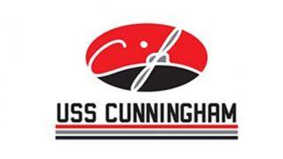 Steve USS Cunningham logo