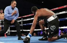 jesse hart knocked down by gilberto ramirez