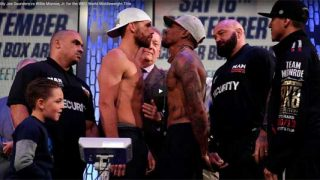 Live Stream: Saunders vs Monroe Jr