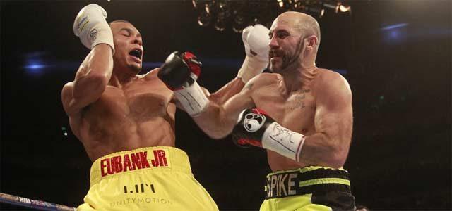 Gary OSullivan vs Eubank Jr