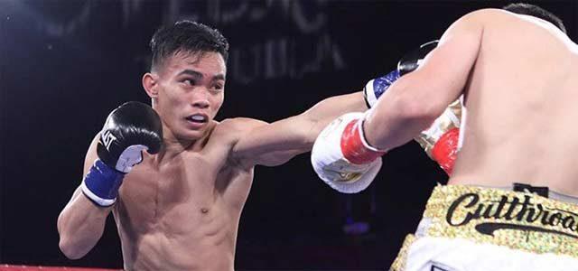 Romero Duno boxing